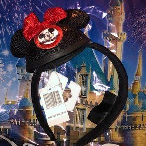 Mickey Mouse Club Disney Parks Headband NWT